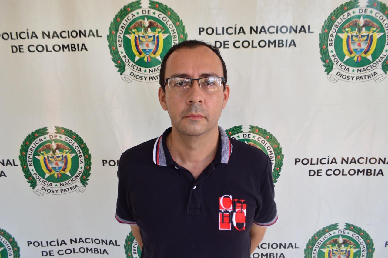 En Neiva, capturado Pastor de Iglesia. - Noticias de Colombia
