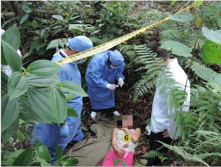 En extrañas circunstancias aparece asesinada hija de concejal en el municipio del Pital. - Noticias de Colombia