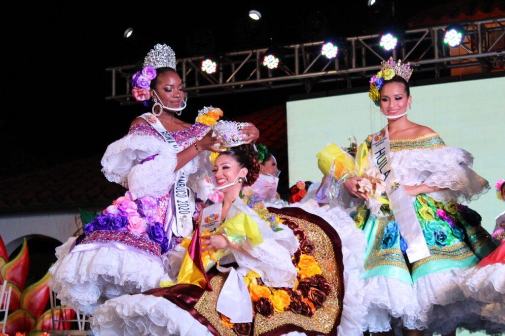 Tolima, con Karoll Vanessa Caballero Pérez, se alzó con el Reinado Nacional del Bambuco - Noticias de Colombia
