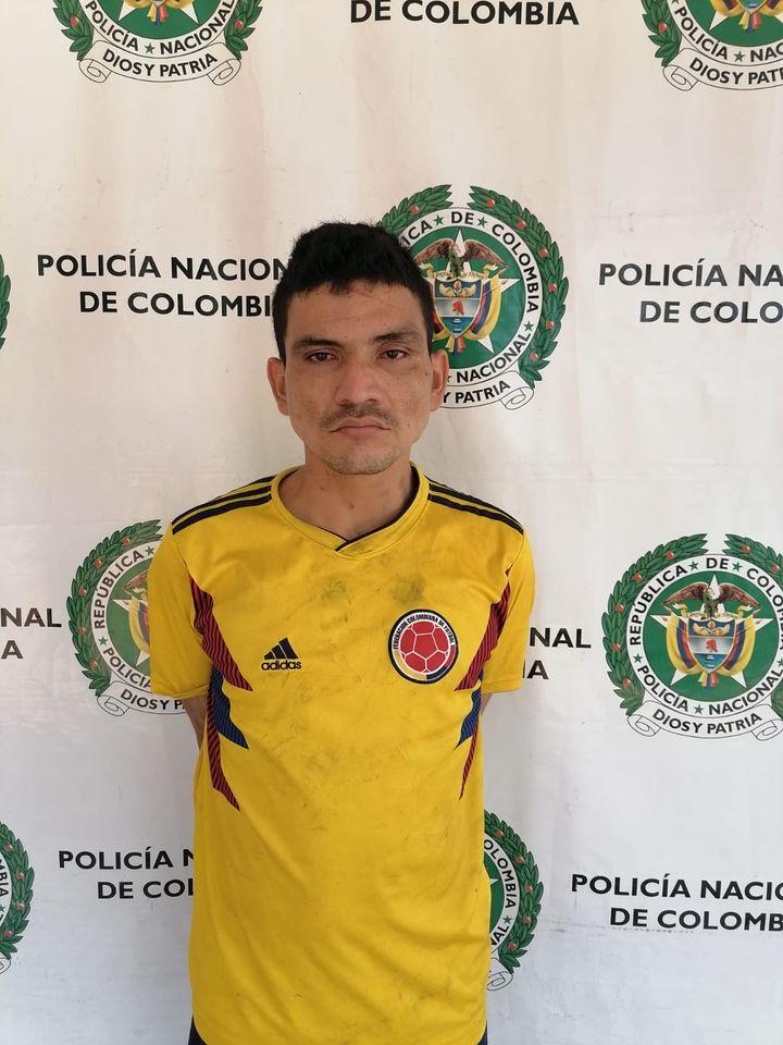 Capturado por violar a una niña de tres años de edad. - Noticias de Colombia